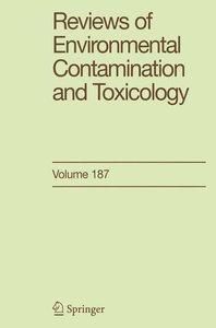 Reviews of Environmental Contamination and Toxicology 164