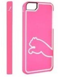 PUMA Monoline Case, Schutzhülle für iPhone 5/5s, pink