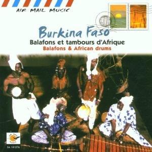 Burkina Faso-Balafons & Afr.drums