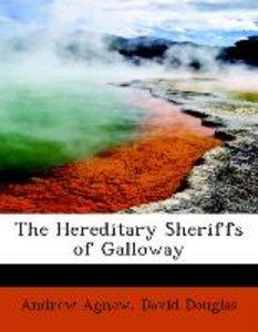 The Hereditary Sheriffs of Galloway