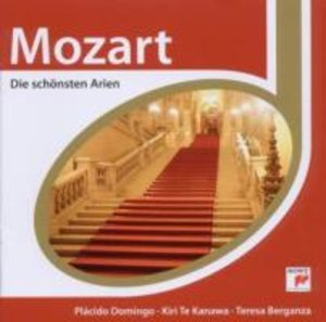 Esprit/Mozart-Die schönsten Arien
