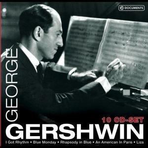 George Gershwin-10 CD-Set