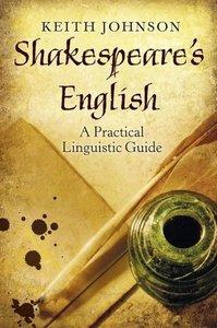 Shakespeare's English