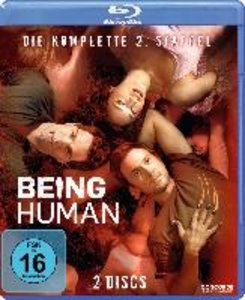 Being Human - Die komplette 2. Staffel