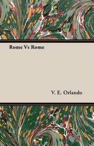Rome Vs Rome