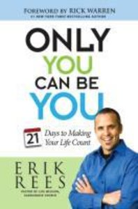 Only You Can Be You