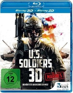 US Soldiers 3D - Marines (IMAX)