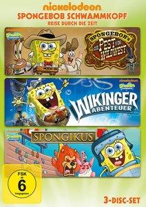 SpongeBob Schwammkopf - Reise durch die Zeit