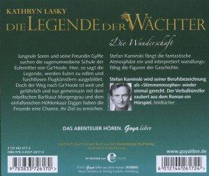 Die Legende der Wächter 02. Die Wanderschaft