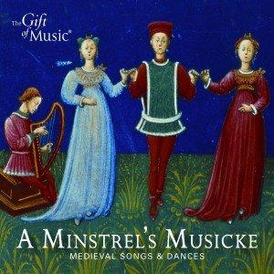 A Minstrel's Musicke-Mittelalterl.Tänze