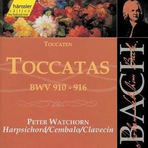 Toccaten BWV 910-916