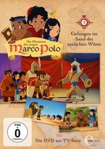 (3)DVD TV-Gefangen Im Sand Der Syrischen Wüste