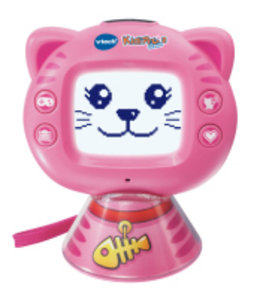 Vtech 80-156104 - Kidi Pet Touch 2, Katze