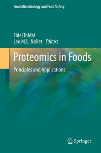 Proteomics in Foods