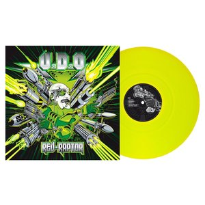Rev-Raptor (180 Gr.Clear-Green Vinyl)