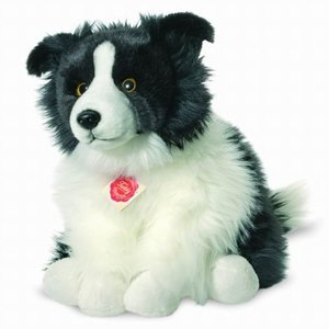 Teddy Hermann 92771 - Border Collie 30 cm