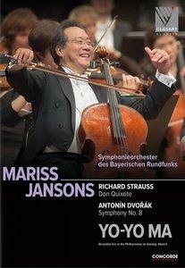 Richard Strauss Don Quixote/Antonin Dvorak (DVD)