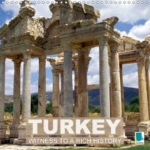 Turkey: Witness to a rich history (Wall Calendar 2015 300 × 300