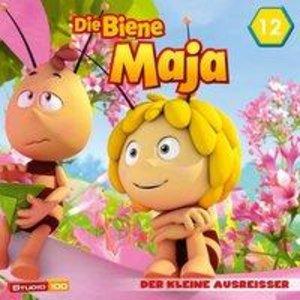 Die Biene Maja (CGI) 12: Der kleine Ausreißer, Dicke Luft u.a.