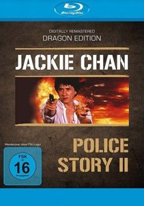 Police Story II-Dragon Edition (BD)