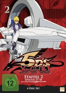 Yu-Gi-Oh! - 5D\'s - Staffel 2.1: Episode 27-44