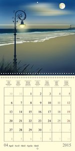 Romantic and Mystical from Mausopardia (Wall Calendar 2015 300 ×