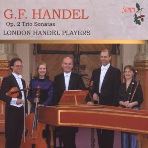 Triosonaten op.2