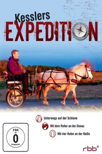Kesslers Expedition-4 DVD Box-Vol.3