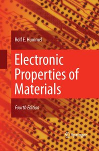 Electronic Properties of Materials