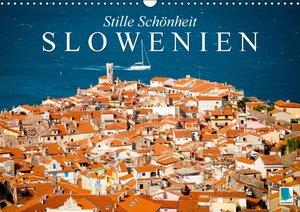 Slowenien - Stille Schönheit (Wandkalender 2016 DIN A3 quer)