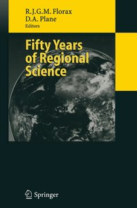 Fifty Years of Regional Science