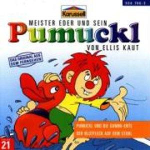 21:Pumuckl Und Die Gummi-Ente/Der Blutfleck Auf De