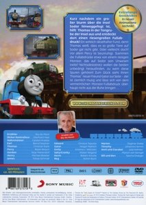 Thomas & seine Freunde: Die Geschichte der mutigen Loks