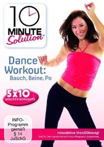 10 Minute Solution - Dance Workout - Bauch, Beine, Po