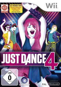 Just Dance 4 (Software Pyramide)