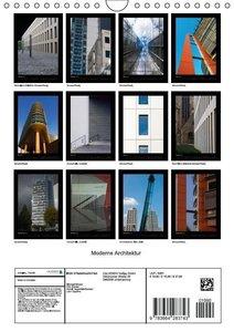 Moderne Architektur (Wandkalender 2016 DIN A4 hoch)