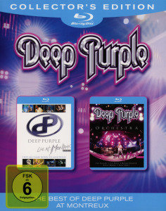 Deep Purple: Live At Montreux 2006 & 2011