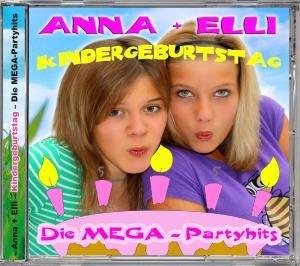 Kindergeburtstag - Die MEGA-Partyhits