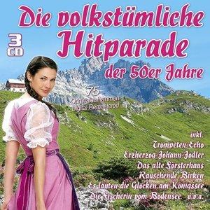 Die Volkstümliche Hitparade Der 50er Jahre
