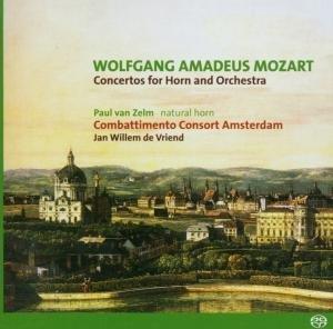 Konzerte Für Horn & Orchester