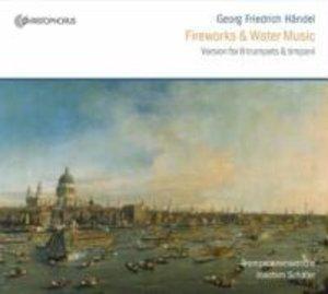 Feuerwerksmusik & Wassermusik (Fassung Für 8 Tromp