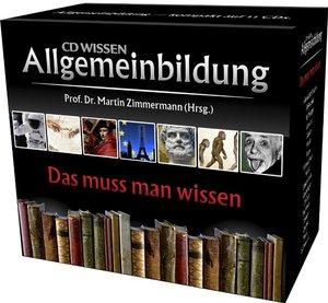 CD WISSEN - Allgemeinbildung. Hörbuch-Box mit allen Einzelausgab