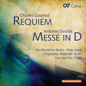 Requiem in C (arr. für Soli, Chor & Orgel) - Messe in D (arr. fü