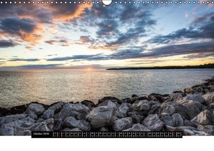 Istrien, der Flair des Südens (Wandkalender 2016 DIN A3 quer)