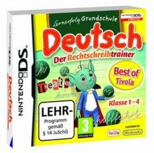 Best of Tivola: Lernerfolg Grundschule Deutsch - der Rechtschrei