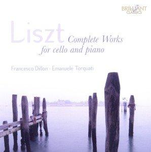 Liszt: Sämtliche Werke für Cello und Klavier