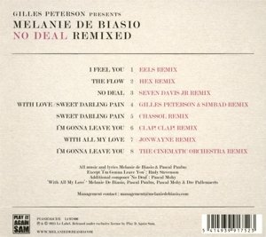 No Deal Remixed-Presented By Gilles Peterson