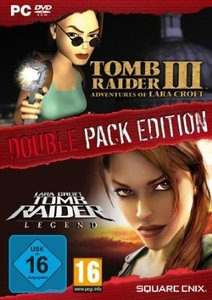 Tomb Raider III & Tomb Raider Legend Double Pack