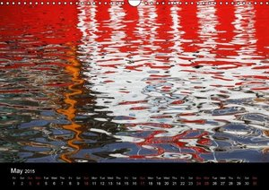 North sea / UK-Version (Wall Calendar 2015 DIN A3 Landscape)