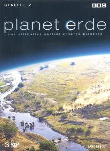 Planet Erde-Staffel 2 (3 DVDS)
